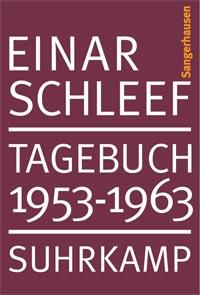 Einar Schleef: Tagebuch 1953–1963
