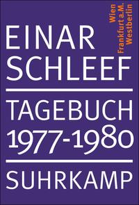 Einar Schleef: Tagebuch 1977–1980
