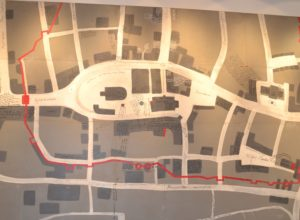 Geschichte und Geschichten: Einar Schleefs Stadtplan wird Dreißig. @ Spengler-Museum Sangerhausen