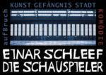 """""""Die Schauspieler"""" von Einar Schleef. Inszenierung des    Gefängnistheaters """"aufBruch"""" @ Flughafen Tempelhof"""